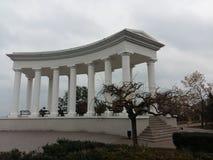 Колоннада в Одессе стоковая фотография rf