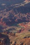 Колорадо в гранд-каньоне Стоковые Фото