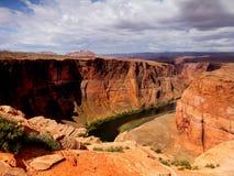 Колорадо, грандиозный мраморный каньон, Аризона стоковое фото