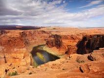 Колорадо, грандиозный мраморный каньон, Аризона стоковые изображения rf