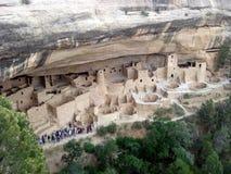 Колорадо: Национальный парк мезы Verde Стоковое фото RF