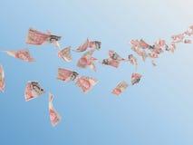 Колотит валюту стоковая фотография