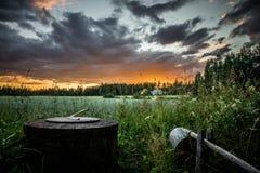 Колодец колодца колодца… стоковое фото rf
