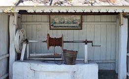 Колодец сельской местности стоковые фото