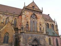 Кольмар в Эльзасе в Франции Стоковое фото RF