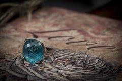 Кольца влюбленности Стоковое Фото