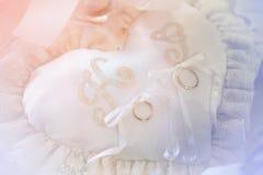 Кольца замужества Стоковое фото RF