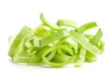 Кольца зеленых луков Стоковое Изображение