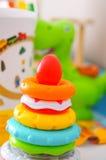 Кольца игрушки Стоковые Фото