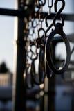 Кольца обезьяны на спортивной площадке Стоковое Фото