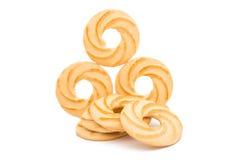 Кольца печенья Стоковые Изображения