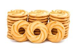Кольца печенья Стоковое Изображение RF