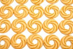 Кольца печенья Стоковые Фотографии RF