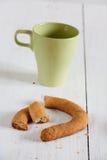 Кольца печенья Tradicional португальские Стоковое Фото