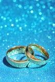 2 кольца Стоковое Изображение RF