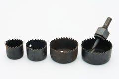 Кольцевые пилы стоковая фотография