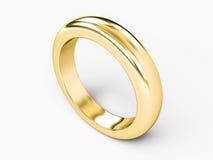 Кольцо золота Стоковые Фотографии RF