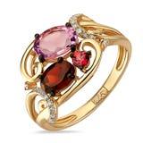 Кольцо золота Стоковое Изображение