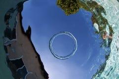 Кольцо пузыря Стоковые Изображения