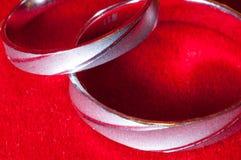 Кольцо платины Стоковые Изображения RF
