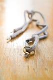 Кольцо с бриллиантом на шнурке Стоковые Фотографии RF