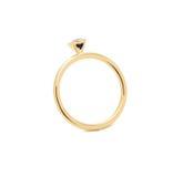 Кольцо с бриллиантом свадьбы Стоковые Изображения