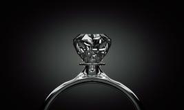 Кольцо с диамантом стоковая фотография rf