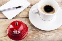 Кольцо для секса Стоковое Изображение RF