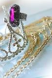 Бургундское кольцо 2 Стоковое Изображение