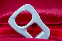 A кольц-тяг--может Стоковая Фотография