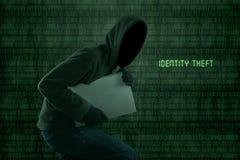 Кража личных данных стоковые изображения rf