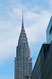 Крайслер строя, Нью-Йорк Стоковая Фотография RF
