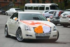 Крайслер украсил для wedding прогулки Стоковая Фотография RF