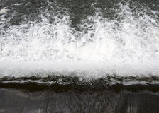 Край водопада Стоковое фото RF