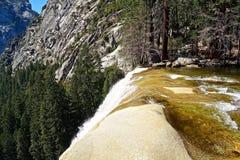 Край водопада Стоковое Изображение RF