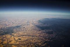 край земли Стоковая Фотография RF