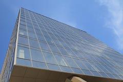 Край офисного здания Стоковое Изображение