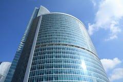 Край офисного здания Стоковая Фотография