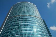 Край офисного здания Стоковое фото RF