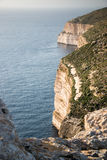 Край скалы Стоковая Фотография