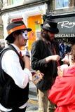 Край 2014 фестиваля Эдинбурга Стоковое Фото