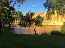 Край River's стоковые изображения rf