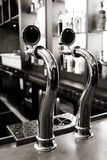 краны пива Стоковые Изображения RF