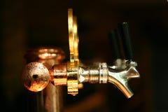 краны пива Стоковое фото RF