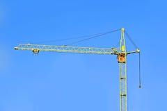 Кран башни конструкции Стоковая Фотография RF