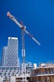 Конструкция здания Стоковое Изображение RF
