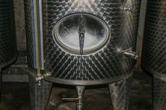 Кран бочонка вина Стоковое Изображение RF