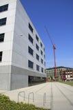 кран здания угловойой Стоковая Фотография RF