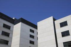 кран здания угловойой Стоковые Изображения RF