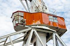 кран кабины Стоковая Фотография RF